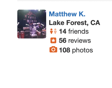 Matthew K. review