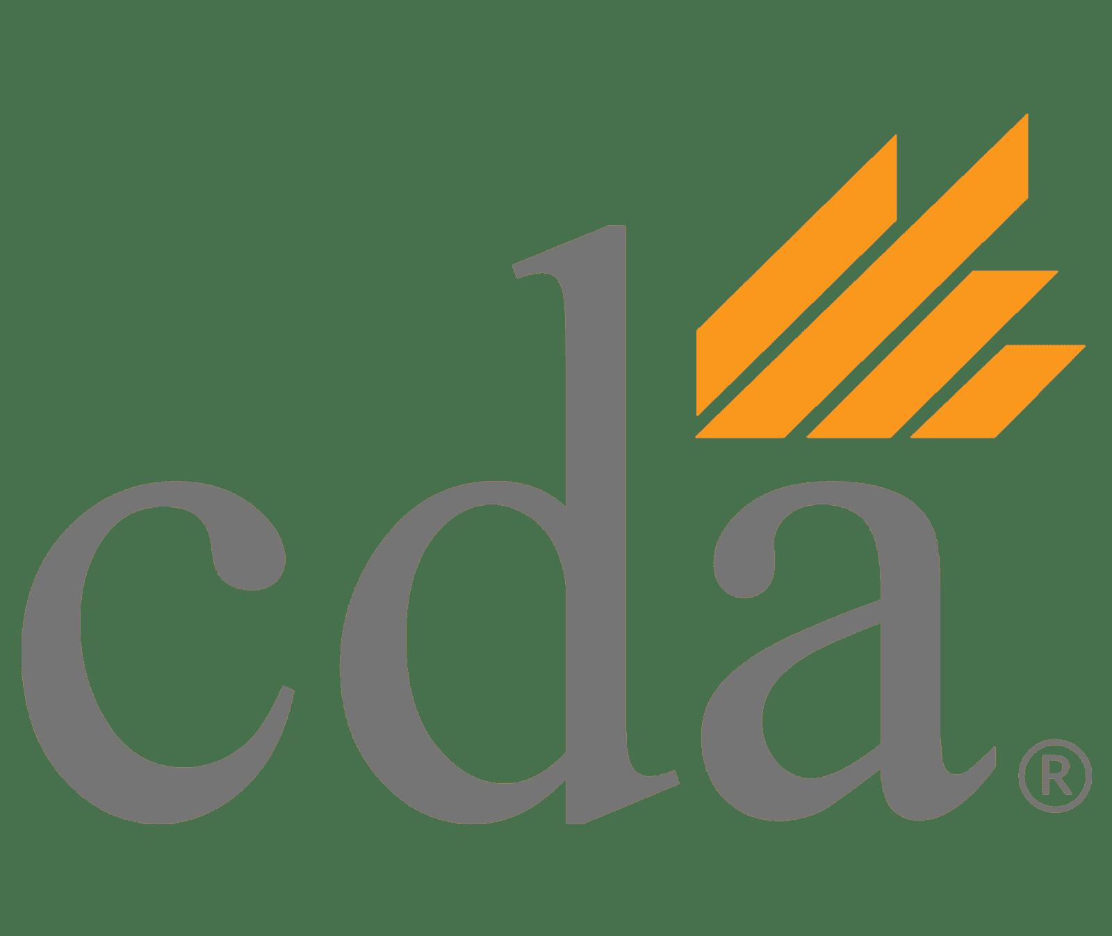 cda california dental association logo